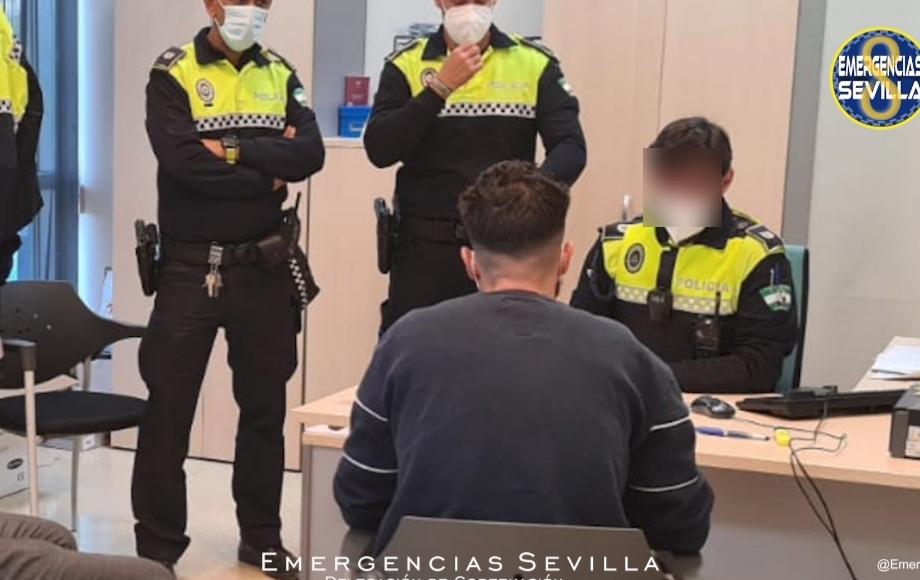 Detenido el propietario del coche implicado en el presunto atropello mortal de Sevilla