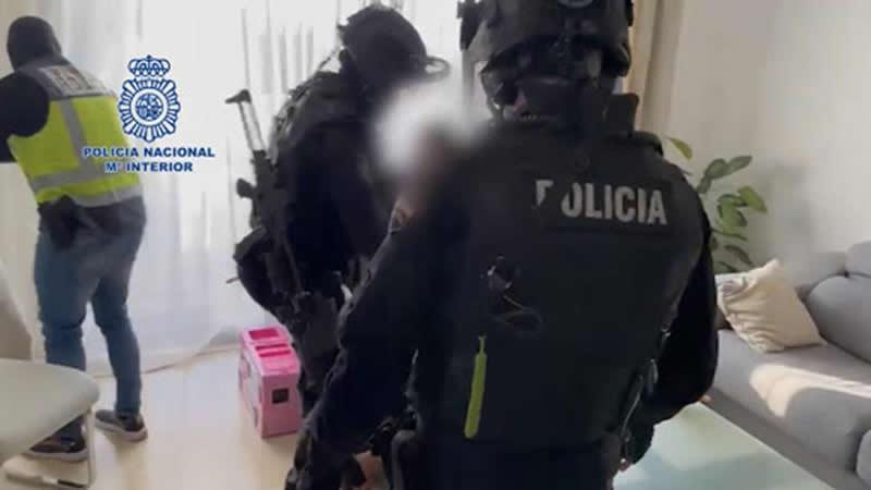 Una tentativa de asesinato por un ajuste de cuentas relacionado con el tráfico de drogas
