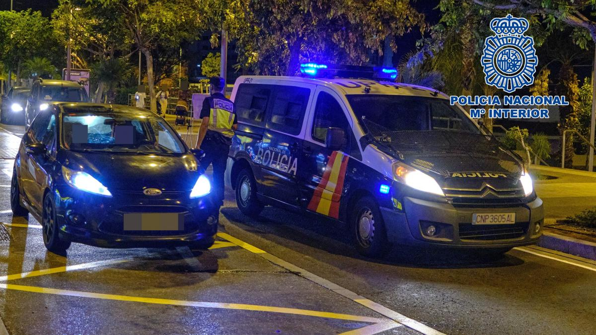 Detenida una mujer por simular haber sufrido una agresión sexual cuando estaba de fiesta