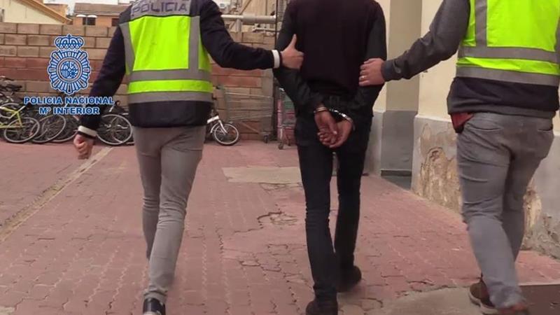 Detenido en Valencia un fugitivo buscado en Ucrania por el asesinato de dos policías