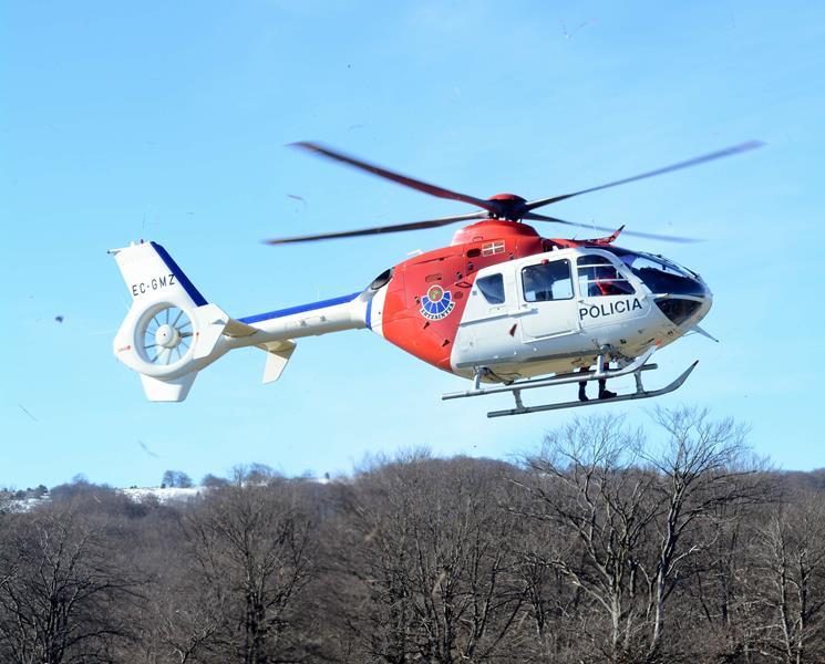 Fallece un montañero accidentado en Aramaio
