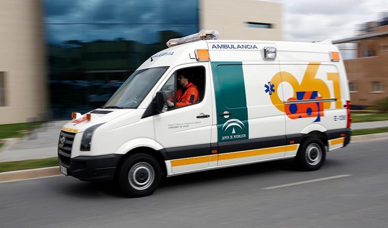 Fallece un trabajador de 30 años electrocutado en La Palma del Condado (Huelva)