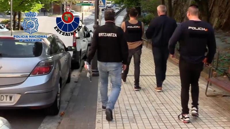 Una organización criminal itinerante dedicada a la comisión de estafas en casinos de toda España