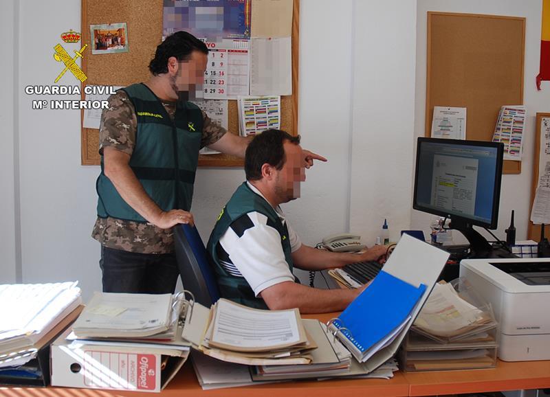 Operación policial contra las estafas mediante el 'fraude del CEO'