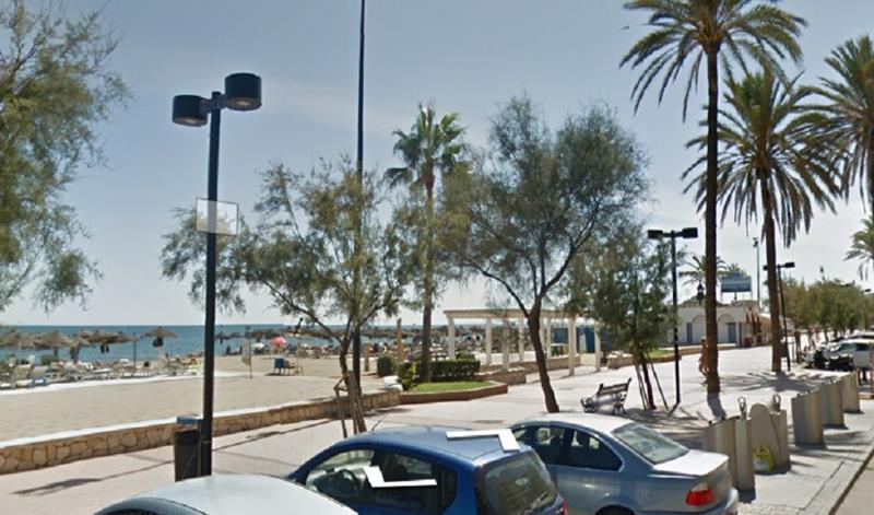 Aparece el cadáver de una persona en una playa de Fuengirola (Málaga)