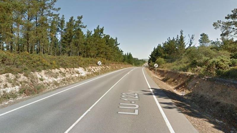 Un ciclista pierde la vida en A Pastoriza (Galicia) al ser atropellado por una furgoneta