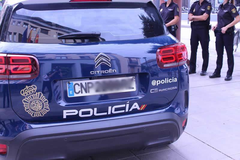 La Policía Nacional detiene a una empleada del hogar por hurtar 5.450 euros en joyas