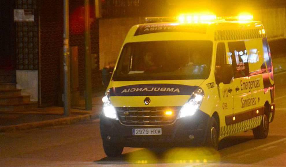 Dos varones heridos con arma blanca, uno en Valladolid y otro en Segovia