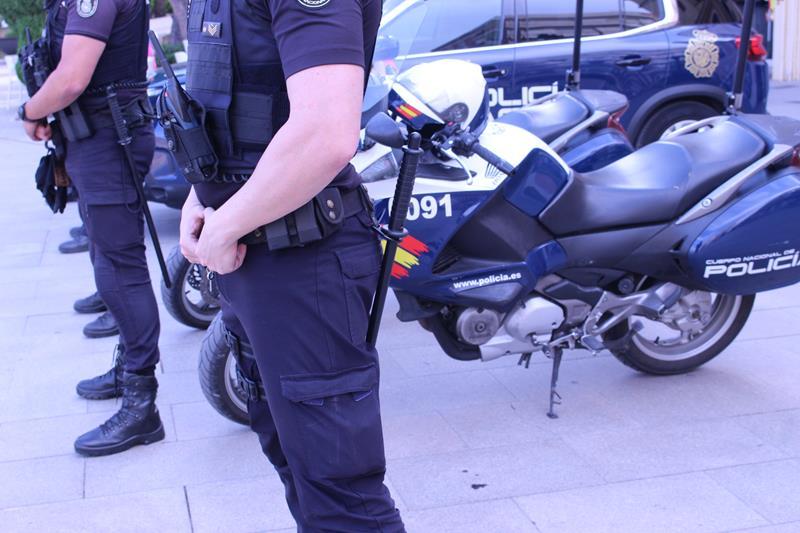Así son las 22 nuevas motos eléctricas destinadas a la UPR de la Policía Nacional