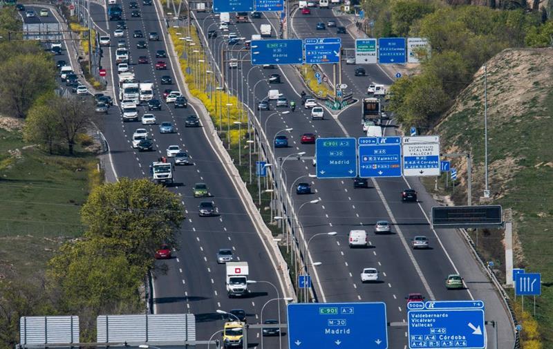 Tráfico pone en marcha la I Operación salida del verano