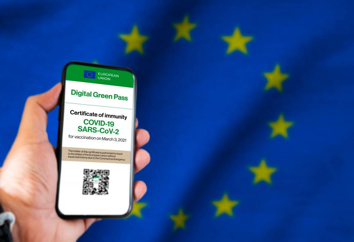 El Certificado COVID Digital de la UE ya está en vigor en todos los estados miembros de la Unión Europea