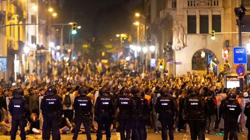 La estructura policial: Unidades de Intervención Policial (Comisaría General de Seguridad Ciudadana)